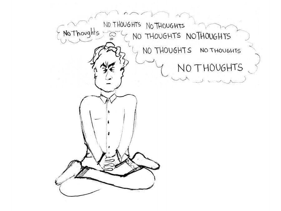 瞑想できない 雑念